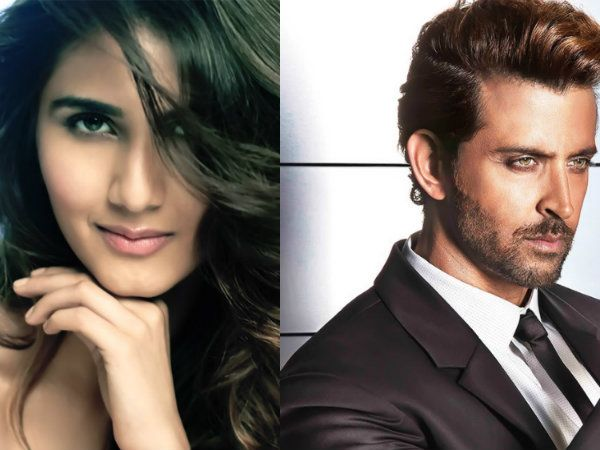 Image result for Vaani Kapoor and Hrithik Roshan