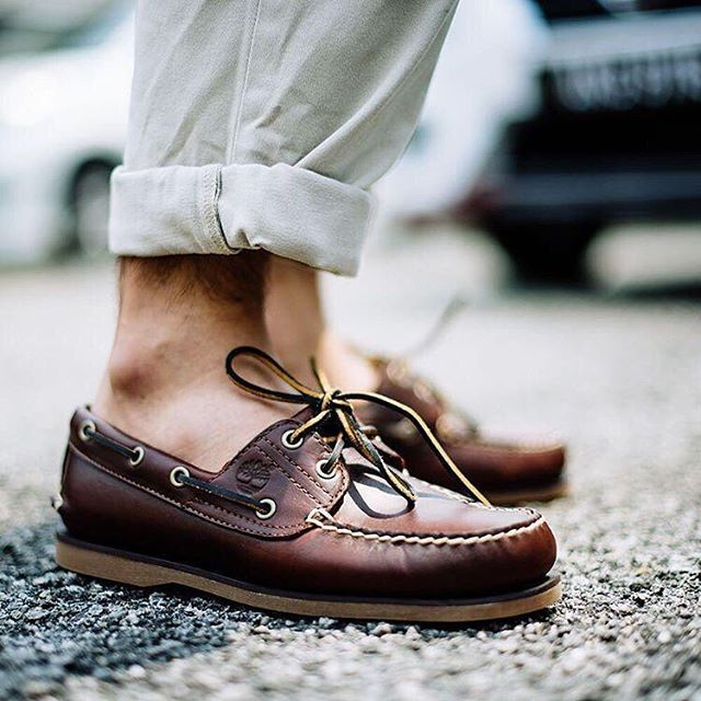 Men's 2-Eye Boat Shoes | Timberland US Store