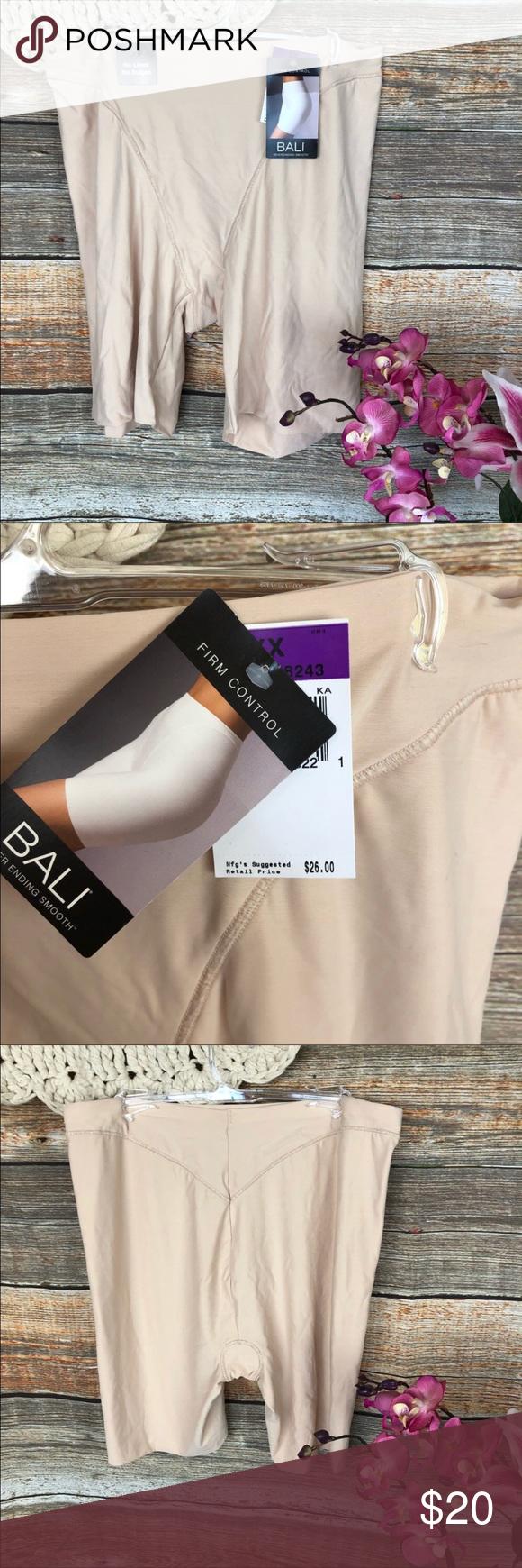 Bali XL XXL BODY SLIMMING Shorts NWT in My Posh Closet