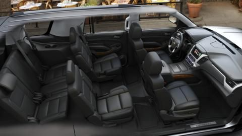Build Your Own Full-size SUV: 2015 Tahoe | Chevrolet ...