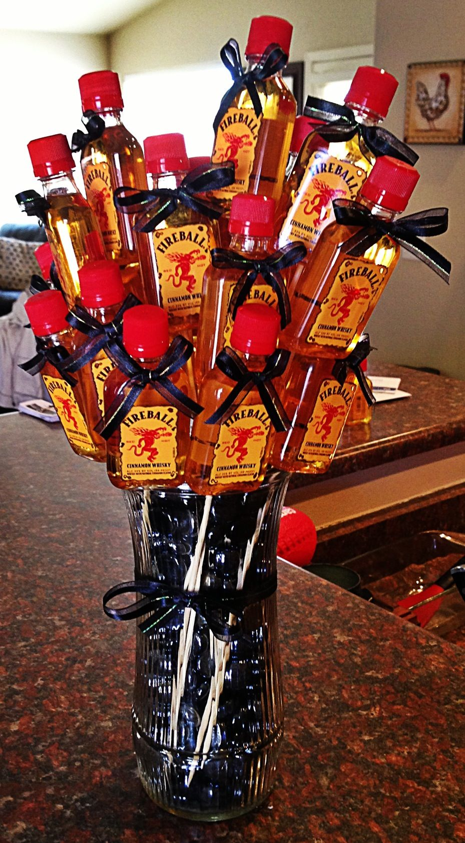 Pin By Taylor On Holy Fabulous Liquor Gifts Liquor Gift Baskets Liquor Bouquet