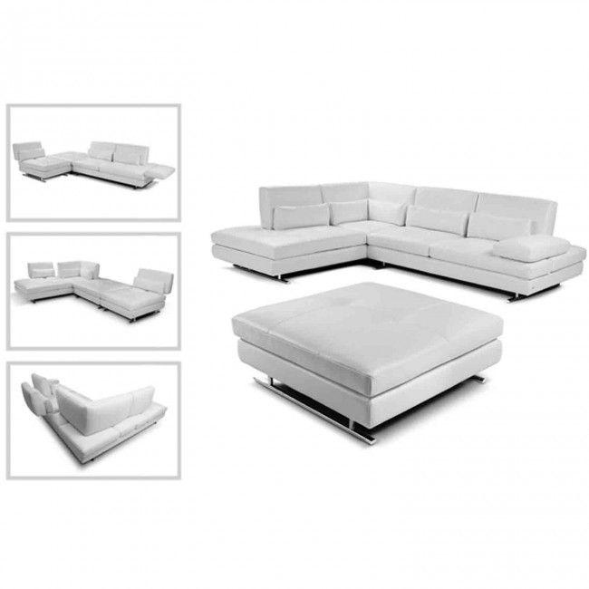 Nicoletti Furniture Nicoletti Serena Corner Sofa Ameublement