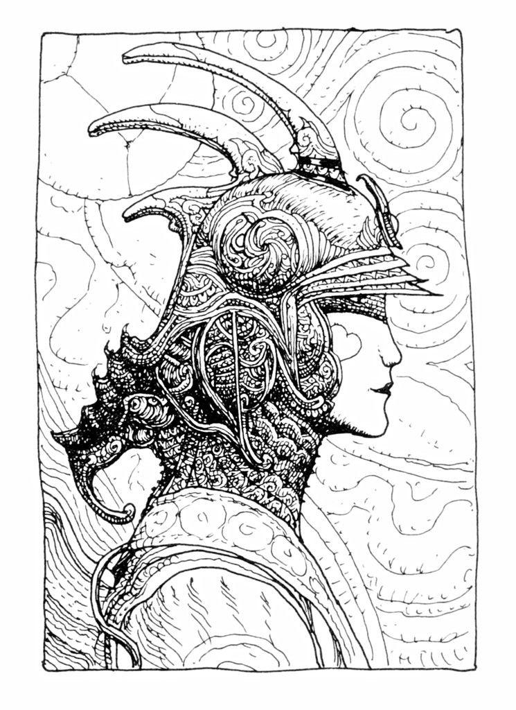 Moebius Producao De Arte Banda Desenhada Ilustracoes