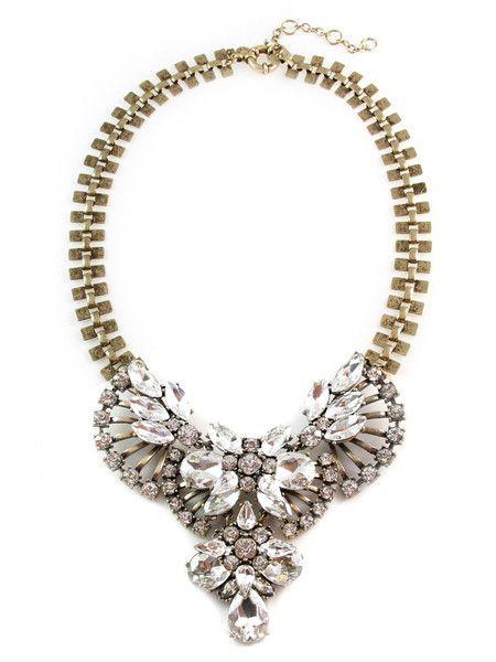 Olivia Crystalline Necklace