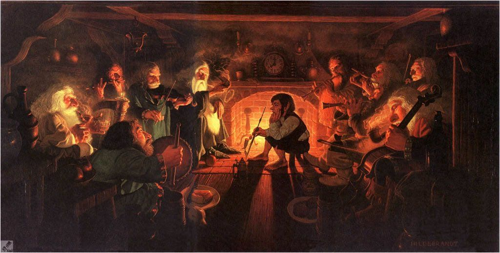 Hildebrandt Brothers - An Unexpected Party