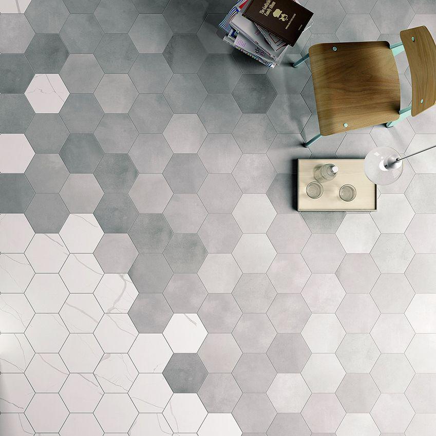 Tessellating Tiles Tiles Hexagon Mosaic Tile Hexagon Tiles