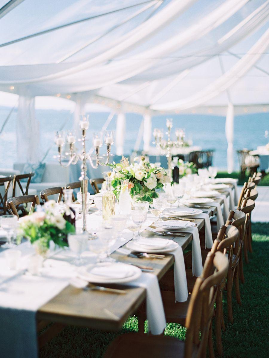 Romantic Bee Themed Lakeside Wedding in Montana | Lakeside wedding ...