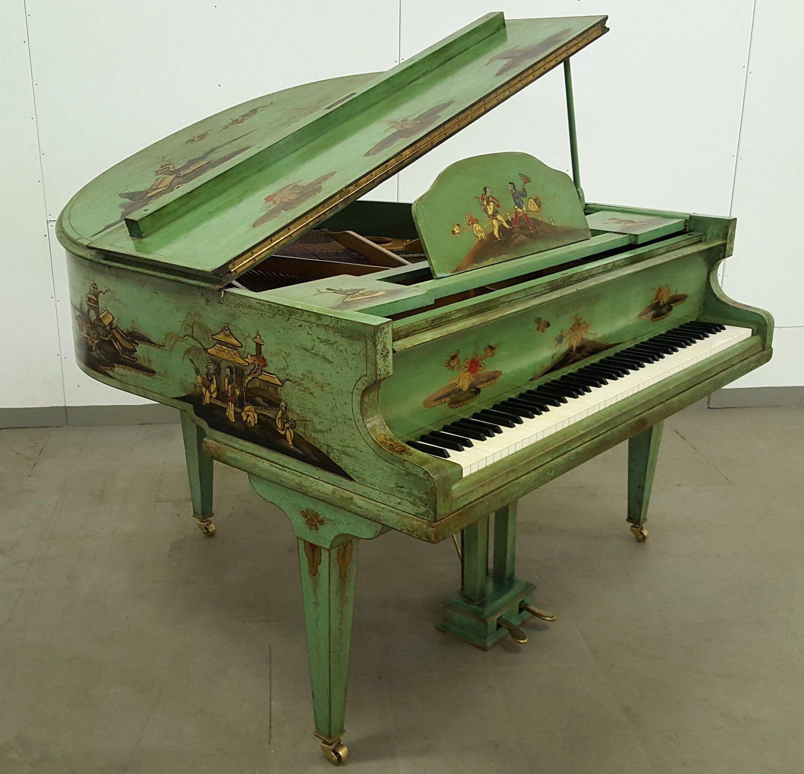 voucher besuch art case piano beurdeley steinway pleyel bl thner fl gel klavier ebay diafora. Black Bedroom Furniture Sets. Home Design Ideas