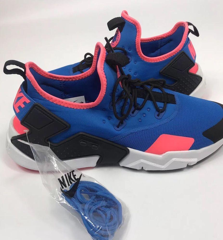 c4ba5ca20ada0 Nike Air Huarache Drift Blue Size 12 Nebula Men's Running Shoes Ah7334-403  887227935632 | eBay