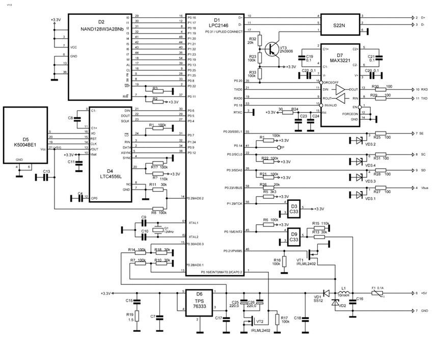 Schematic circuit diagram (With images)
