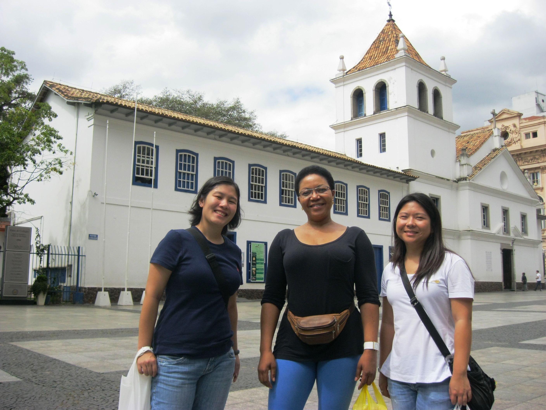 Pátio do Colégio, São Paulo, Brazil