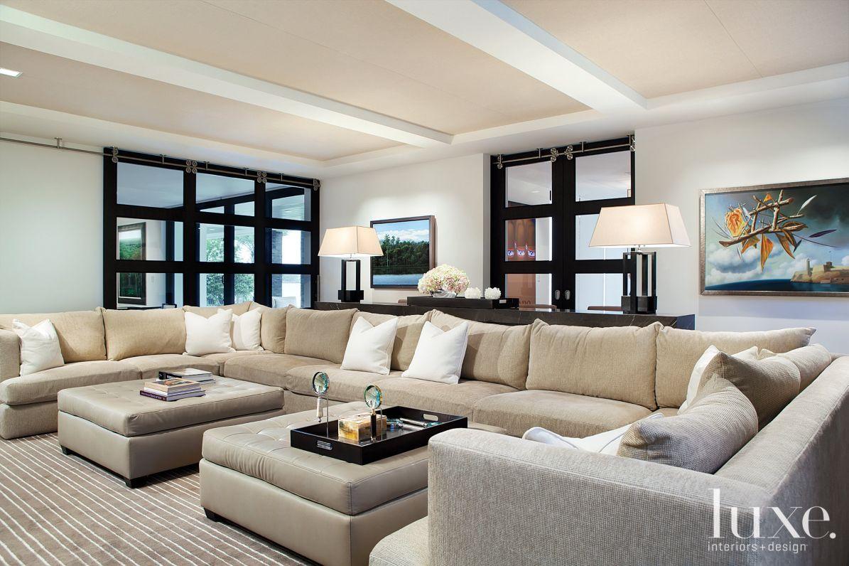 Luxe interiors design villa pinterest alexa hampton circa