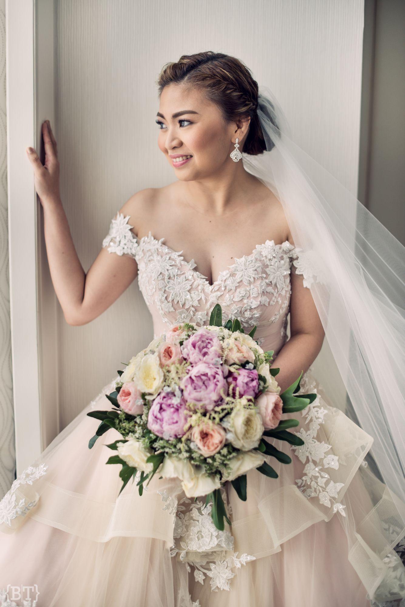 Wedding Gown by Joe San Antonio | Benjie Tiongco Photography ...