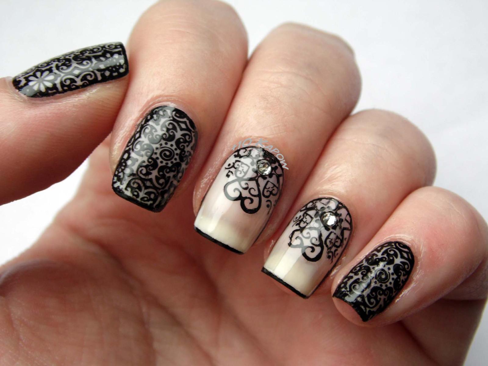 Born pretty stamping plates pesquisa google nails pinterest