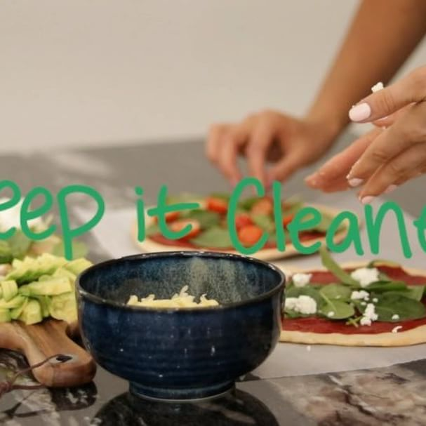Here's a #bts clip of our recent shoot for @keepitcleaner with @renpidgeon. We wanted to show you a little sneak peek of what recipes are coming soon! 🎥 Videography: @ethanmiller