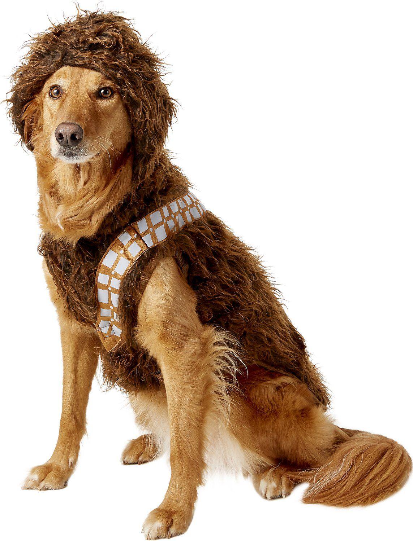 Rubie S Costume Company Chewbacca Dog Cat Costume X Large