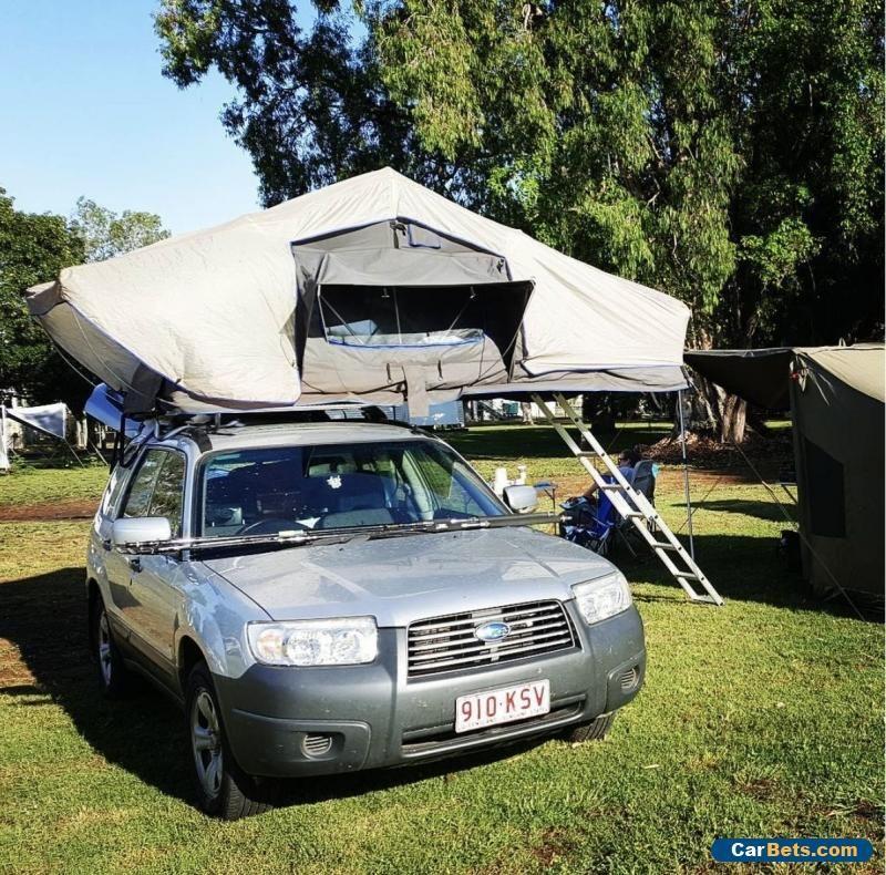 SUBARU FORESTER - 4WD ROOFTOP TENT #subaru #forester #forsale #australia & SUBARU FORESTER - 4WD ROOFTOP TENT #subaru #forester #forsale ...