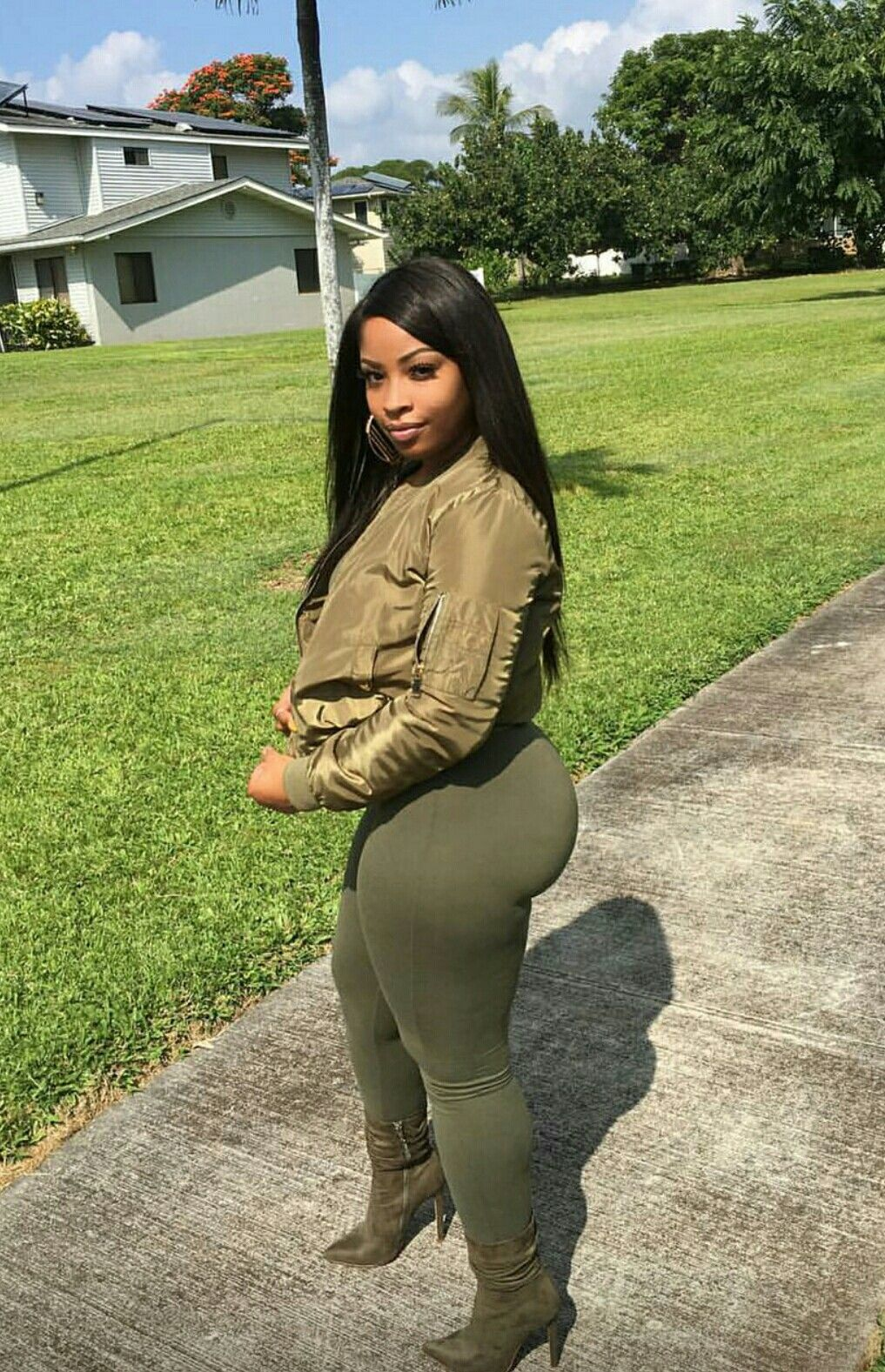böse schwarze Mädchen com