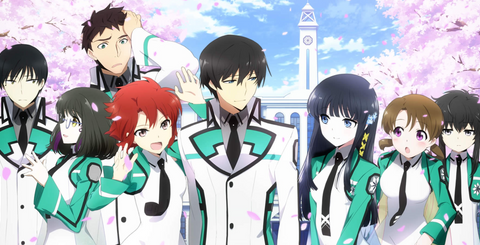 Six years on, The Irregular at Magic High School anime