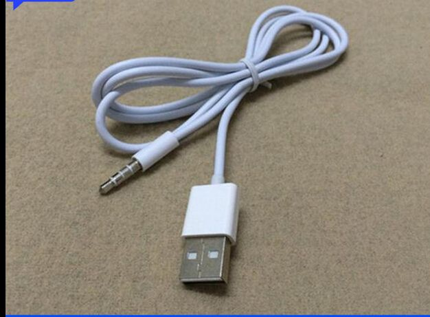 Usb To Aux Converter Cable Length 1meter Aux Usb Aux 3 5mm Car Audio Frequency Car Charger Line Free Car Electronics Electronic Accessories Electronic Products