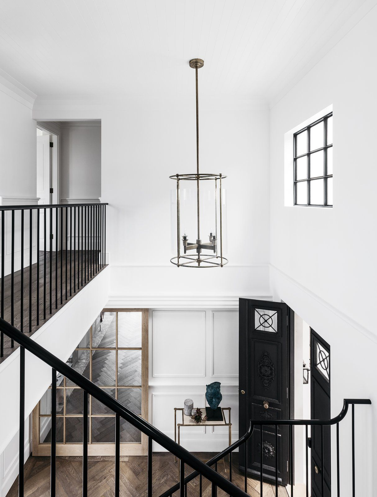 Staircase detail photo of in palm beach house by tess glasson also interesting simple stair design ideas home decorating rh pinterest