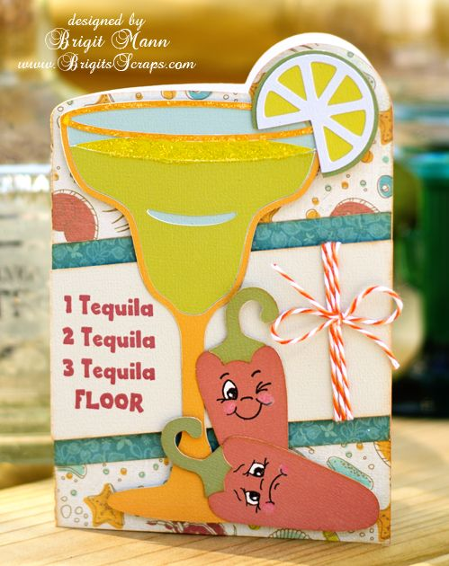 1 Tequila 2 Tequila 3 Tequila Happy Birthday Cards Cards Handmade Birthday Cards