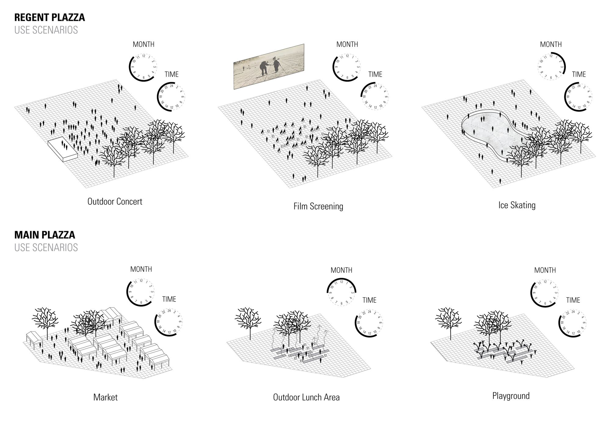 gallery of 6970  revitalization project competition entry