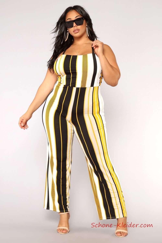 e1e7148cc6cbfa Mode für Mollige Damen Overall Festlich Der Perfekte Jumpsuit | Sexy und  Schöne Kleider - Elegante Abendkleider - Part 14