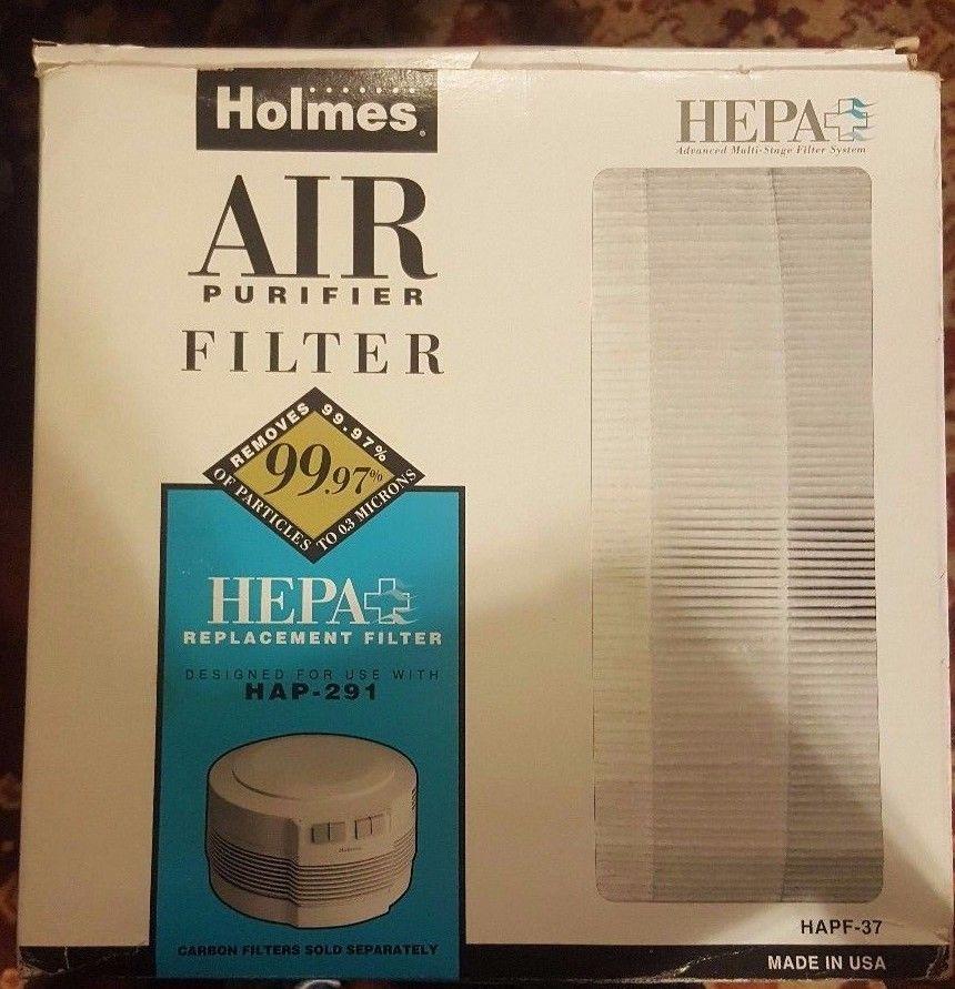 Holmes HAPF 37 RLH37 Hepa Air Purifier Replacement Filter