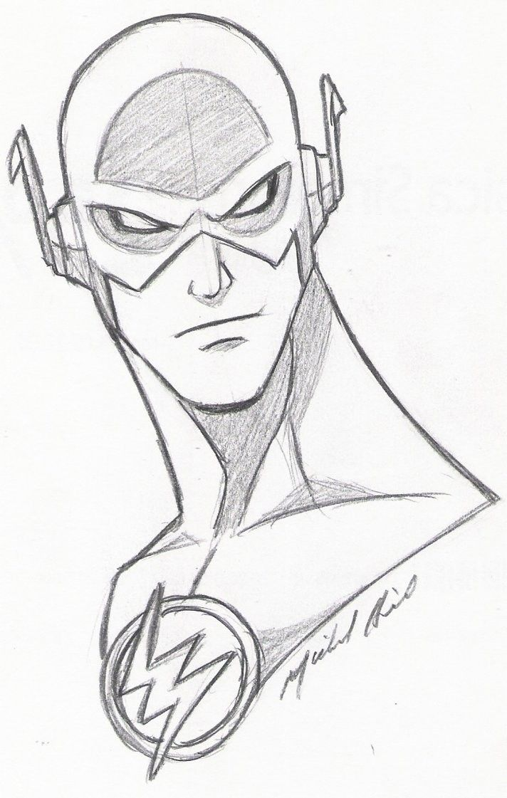 Paul Allen Barry White Drawing Cizim Art Flash Desenho