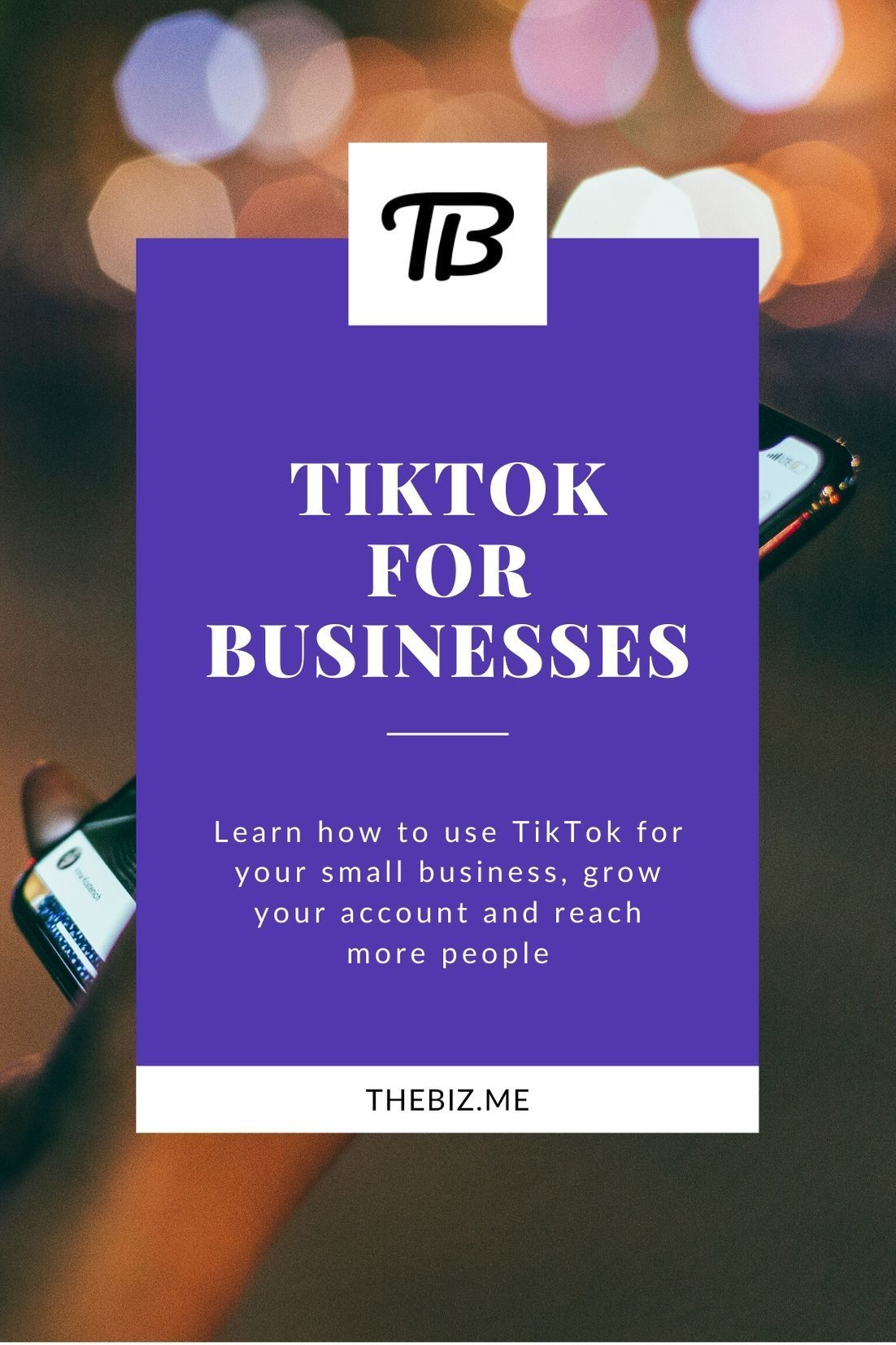 How To Use Tiktok For Business Everything You Need To Know Thebiz Social Media Content Calendar Social Media Planning Digital Marketing