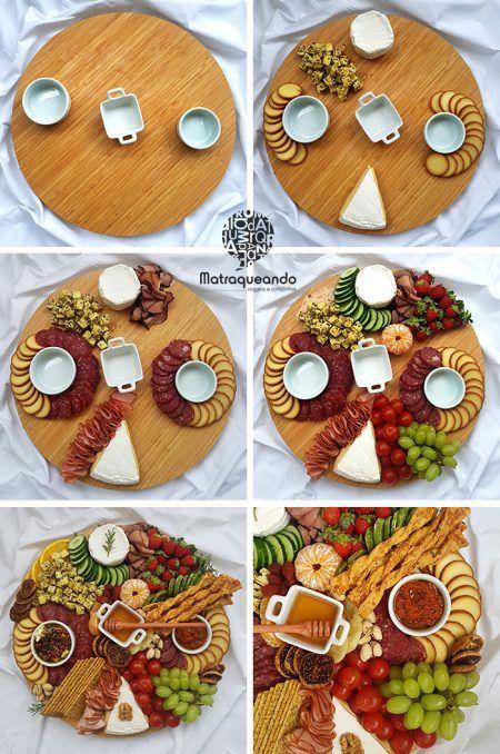 3 ideias incríveis de tábua de frios: como montar e servir em reuniões informais #appetizersforparty
