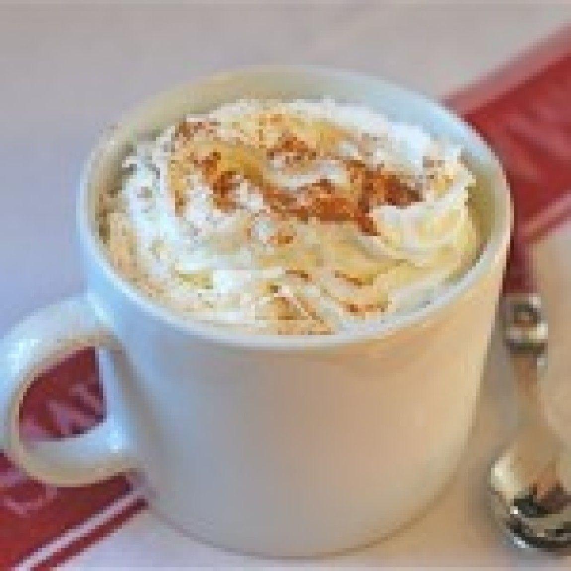 Vanilla Steamer with Cinnamon Recipe in 2019 Starbucks