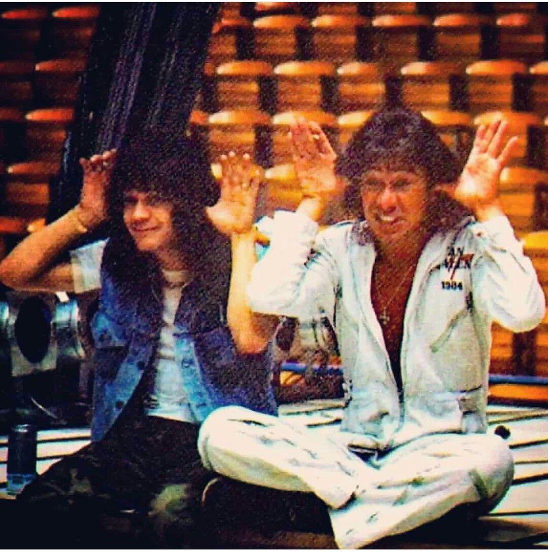 March 1984 Msg New York In 2020 Van Halen Eddie Van Halen Halen