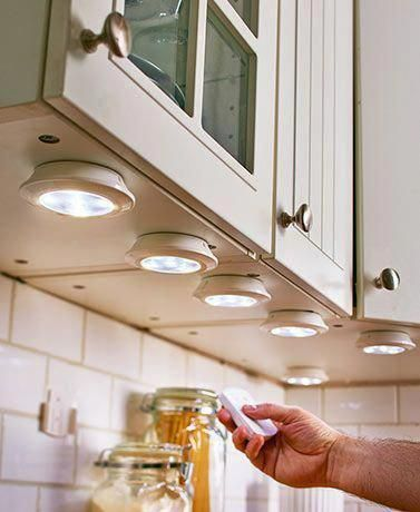 Photo of 6-Pc. Wireless Lighting with Remote
