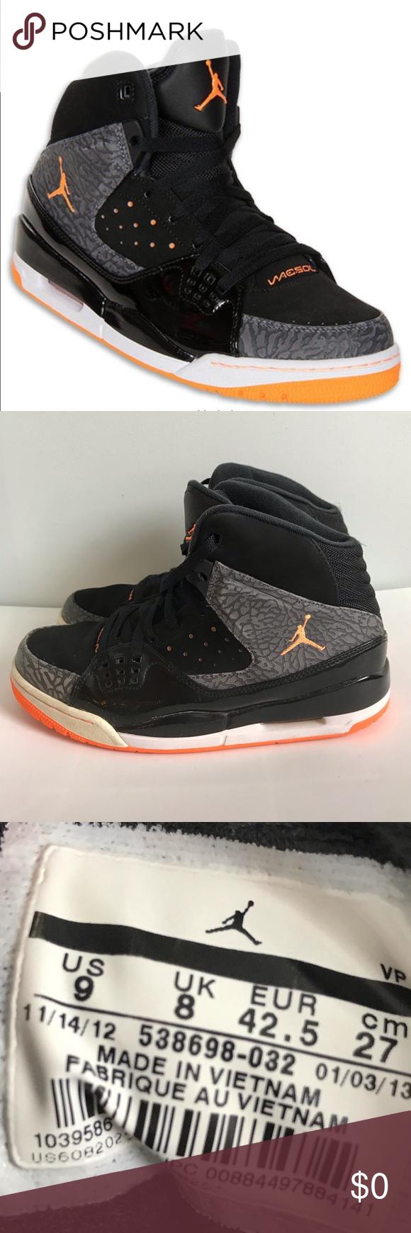 06790207a76c73 Nike Air Jordan Flight 23 Shoes Size 9 Nike Air Jordan Flight 23 SC 1  Basketball