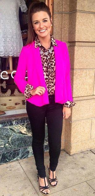 ella   scott - Pretty in Pink Blazer, $88.00 (http://www.shopellascott.com/pretty-in-pink-blazer/)