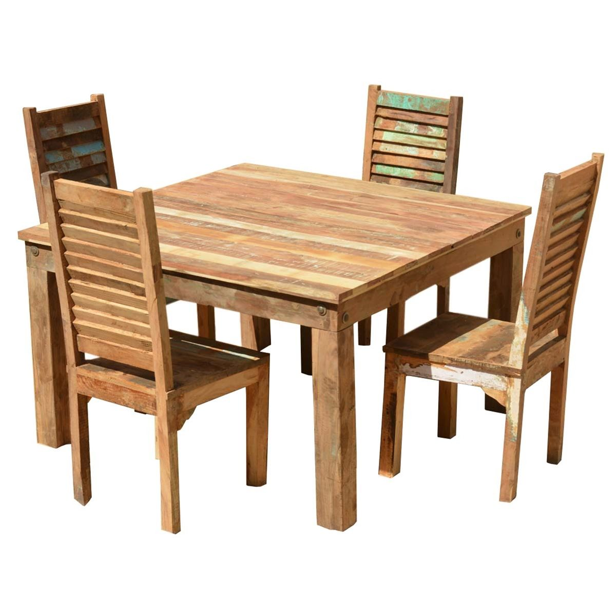 Pin By Ted Byus On Chair Furniture Dining Table Reclaimed Wood
