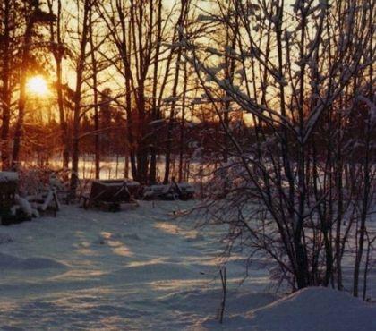 Talvipäivänseisaus – Mikä se on ja mistä se johtuu? | OuLUMA - Oulun yliopiston LUMA-keskus