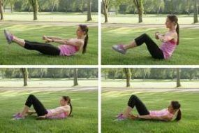 Image result for Ab Rows Exercise