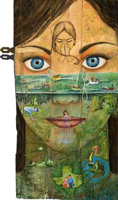 Irene Hardwicke Olivieri Artist Interview | Scribble08 by Mark Murphy |  Art, Art block, Artist