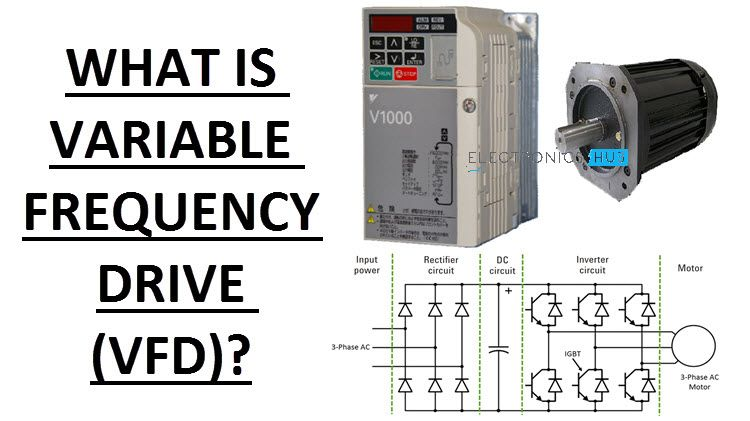Variable Frequency Drive Vfd System Need Working Benefits In 2020 Simple Arduino Projects Arduino Projects Arduino