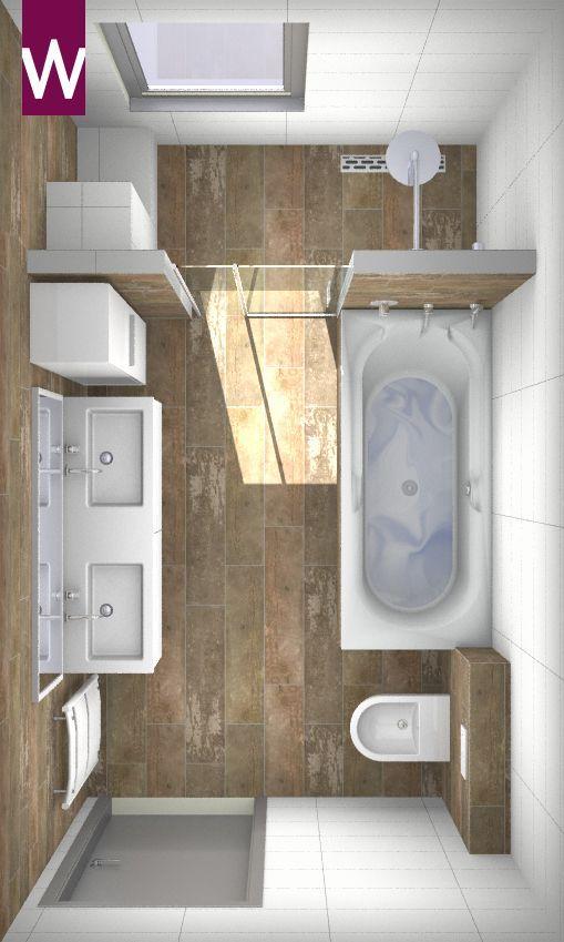 Complete badkamer sdb salle de bains et salle - Gemeubleerde salle de bains ontwerp ...