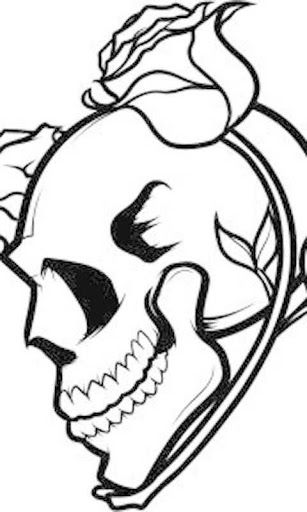 Bhow to draw tattoos skullsbbr how to draw skulls and snakes bhow to draw tattoos skullsbbr how to draw skulls and snakes traditional old school style tattoo flash tutorialbr how to draw a skull in altavistaventures Images