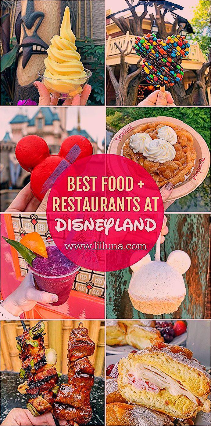 Photo of Best Disneyland Food (Restaurants, Snacks + Treats) | Lil' Luna