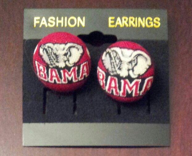 Alabama Earrings You Can Buy On Ebay Fashion Earrings Stuff To Buy Earrings
