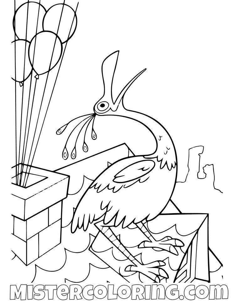 Up Coloring Pages For Kids Mister Coloring Coloring Pages Free Coloring Pages Coloring Pages For Kids