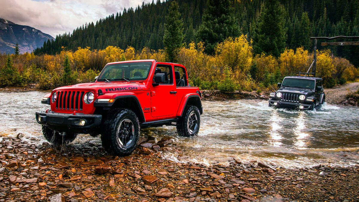 2018 Jeep Wrangler Jl Revealed Get All The Details About America S New Favorite Off Roader Jeep Wrangler New Jeep Wrangler Jeep