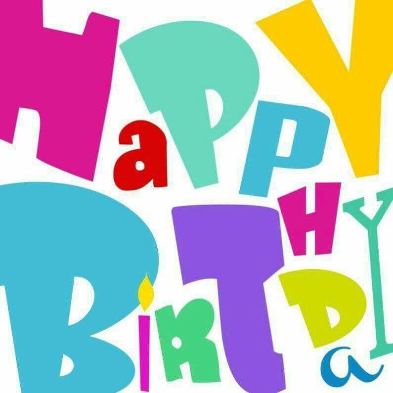 Pin by Debbie Wolfe on Happy Birthday Pinterest Happy birthday