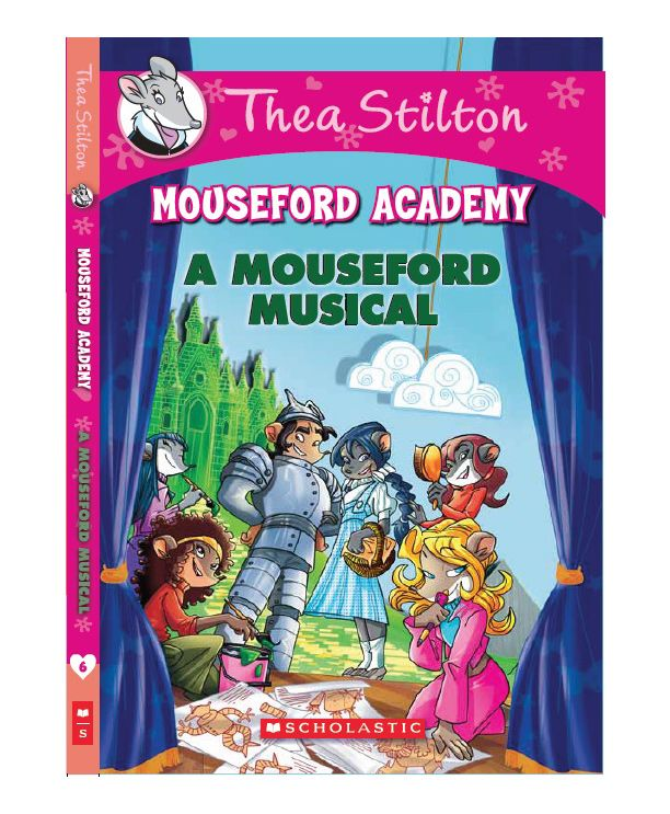 Thea stilton mouseford academy pack google search for hannah thea stilton mouseford academy pack google search fandeluxe Image collections